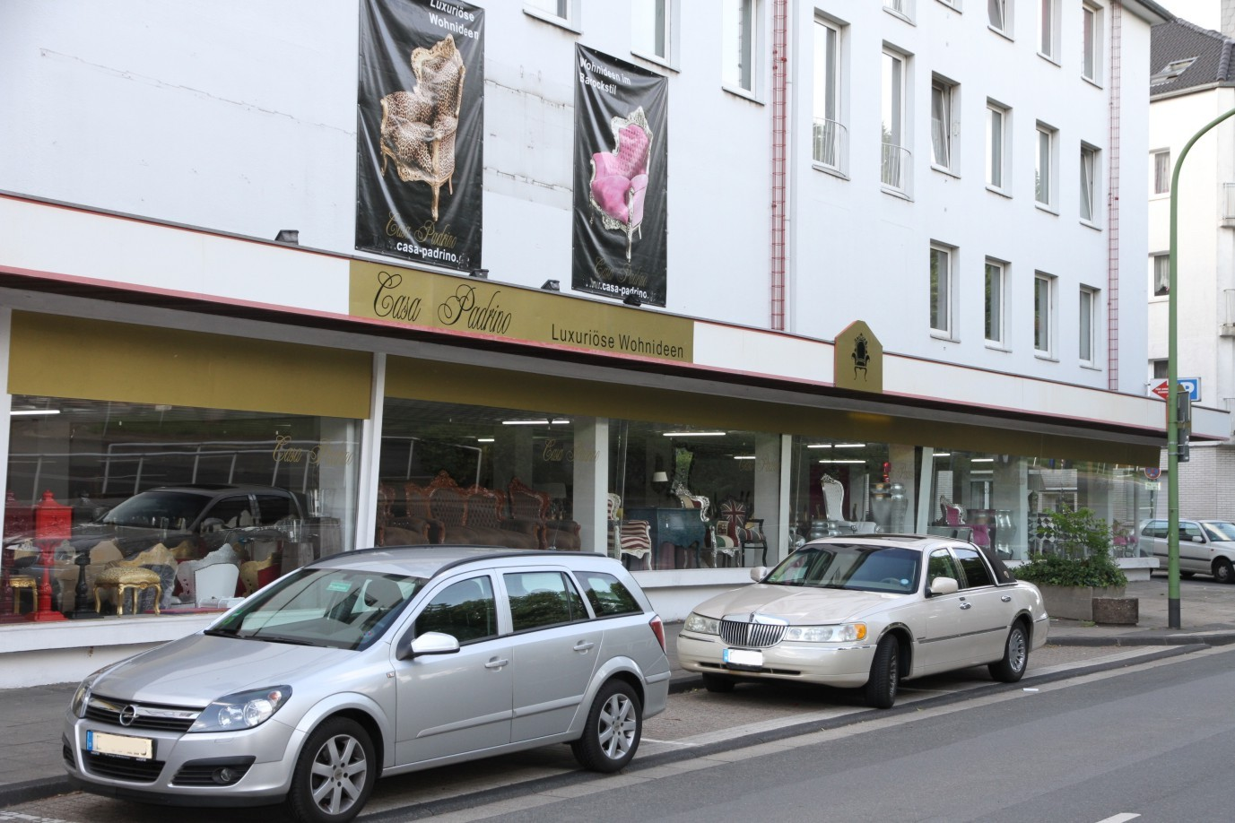 Our Furniture Store In Essen Germany