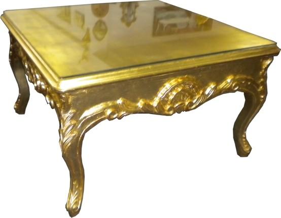 casa padrino barock beistelltisch gold couch tisch wohnzimmer tisch couchtisch ebay. Black Bedroom Furniture Sets. Home Design Ideas