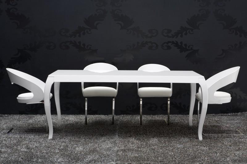 Esszimmer weiß modern  Esszimmermöbel Weiß Modern | mxpweb.com