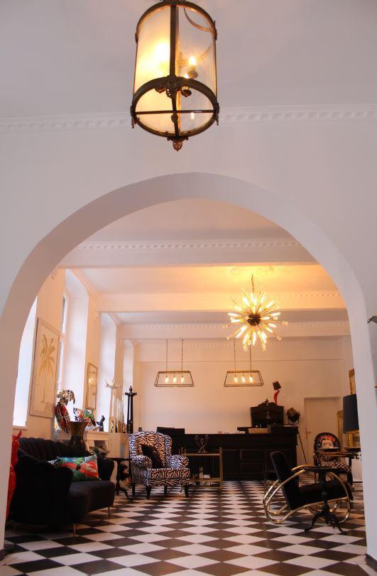 Casa Padrino Luxus Möbel Eingang Essen Fischlaken Werden