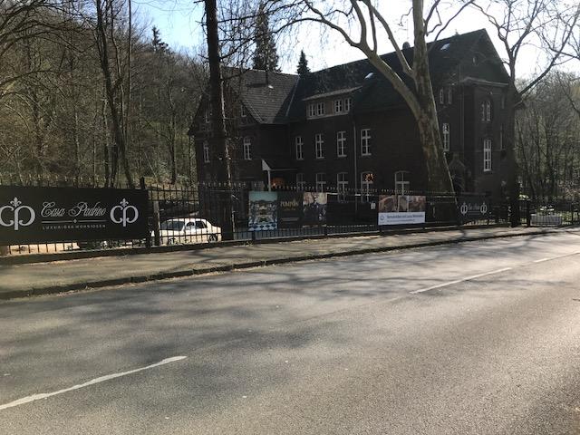 Casa Padrino Barock Möbel Schloss Essen Werden Fischlaken