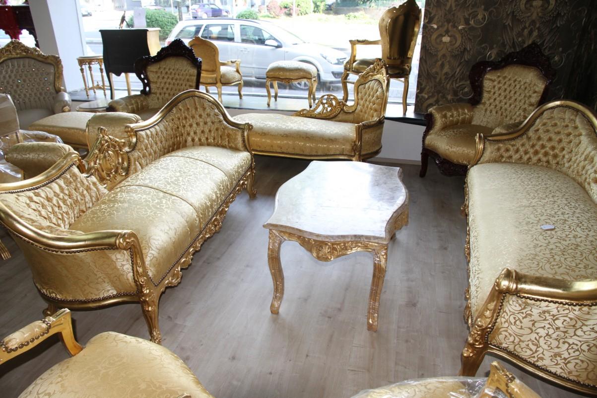 Casa Padrino Barock Beistelltisch Schwan Silber Gold Tisch Ebay