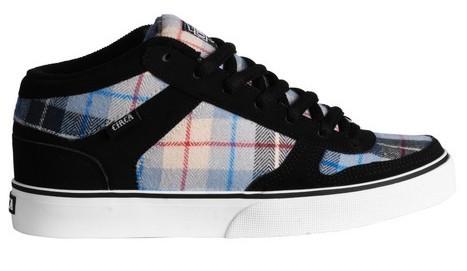 Skateboard Schuhe 8 TRack Schwarz/Blau Originals