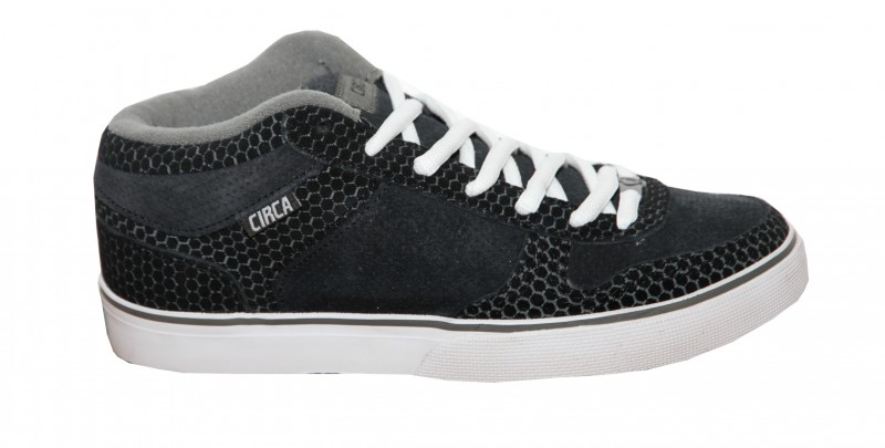 Skateboard Schuhe 8 WTK Black/Grey Sneakers Shoes